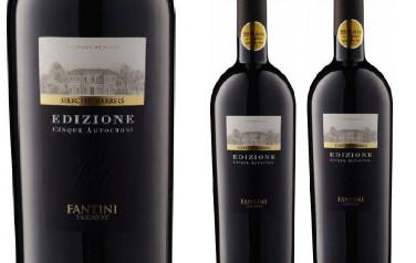 Rượu vang Ý Edizione Cinque Autoctoni