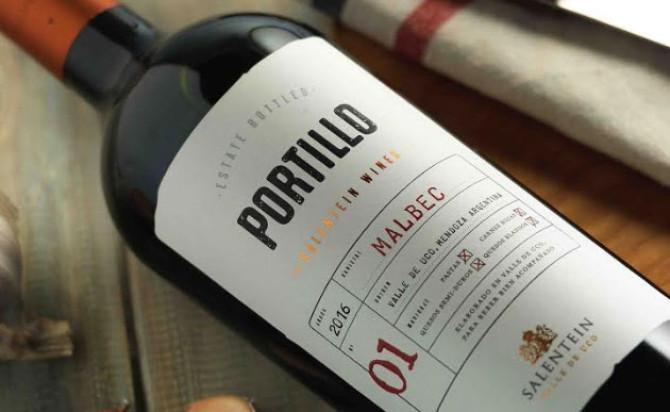 Kết quả hình ảnh cho vang argentina portillo malbec salentein