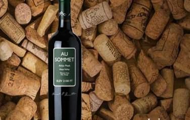 Rượu vang Au Sommet Napa Valley