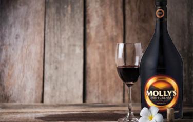 Rượu mạnh Molly's Irish Cream