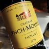 Rượu vang Chateau Lynch Moussas 2010