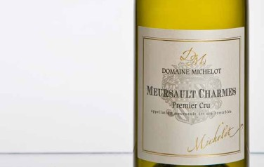 Rượu vang Meursault Charmes