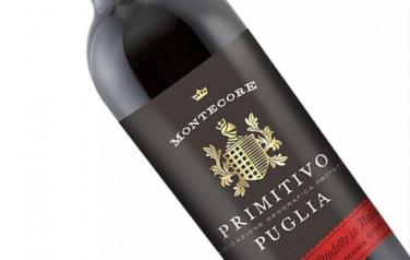 Rượu vang Montecore Primitivo