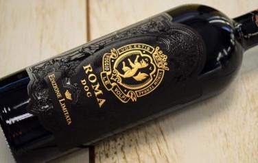 Rượu vang Roma Doc Rosso Edizione Limitata 2014