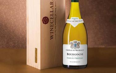 Rượu vang Bourgogne Clos Du Chateau
