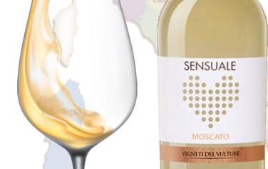 Rượu vang Sensuale Moscato