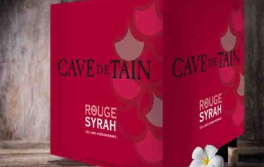 Rượu vang Cave De Tain Rouge De Syrah Bib