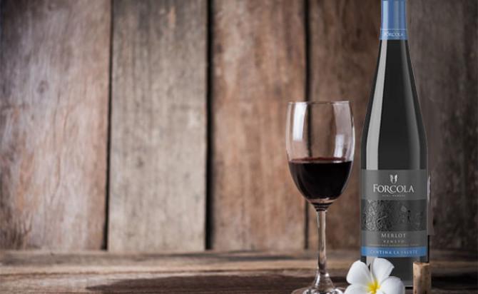Rượu vang Forcola Merlot