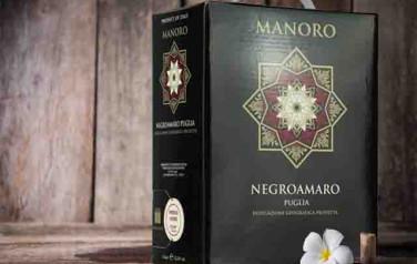 Rượu vang Manoro Bib 3000ml