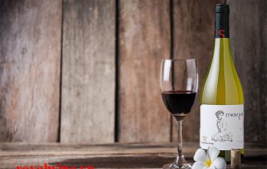 Rượu vang Mousai Chardonnay 2015
