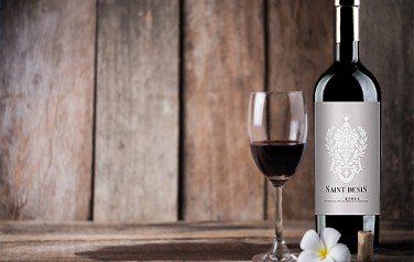 Rượu vang Saint Denis Limited Edition 2014