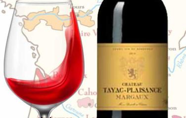 Rượu vang Château Tayac-Plaisance Margaux Cru Bourgeois 2013