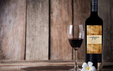 Rượu vang Lagranja Selected Harvest 2014