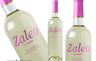 Rượu vang Zaleo Semidulce White Semi Sweet