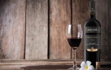 Rượu vang Arche Blend Salento