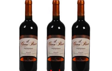 Rượu vang iL Gran Passo Primitivo Puglia