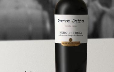 Rượu vang Parva Culpa Nero Di Troia