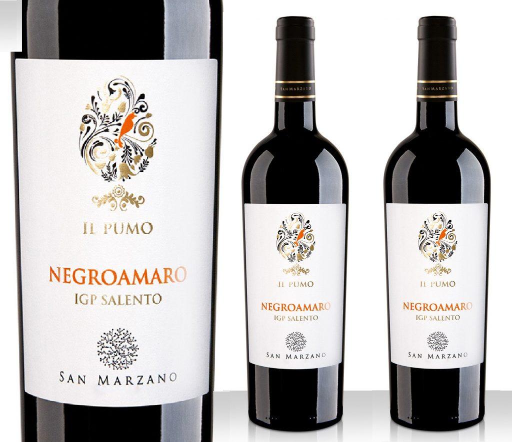 Rượu vang bịch Ý IL Pumo Negroamaro