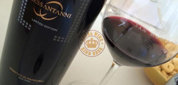 Rượu vang Ý 60 Limited Edition Primitivo di Manduria