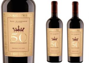 Rượu Vang ý 50 Anniversario