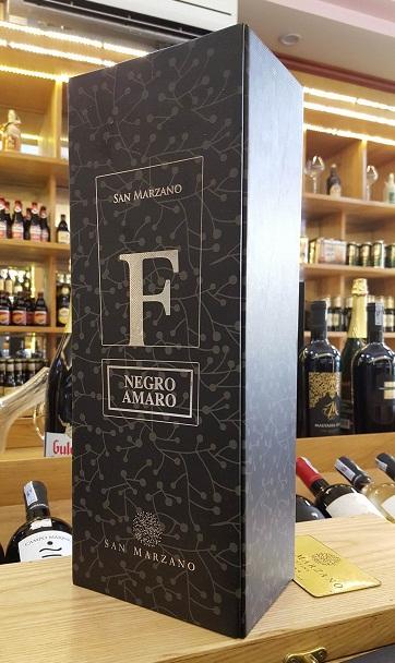 Hộp quà rượu vang ý F Negroamaro Salentino