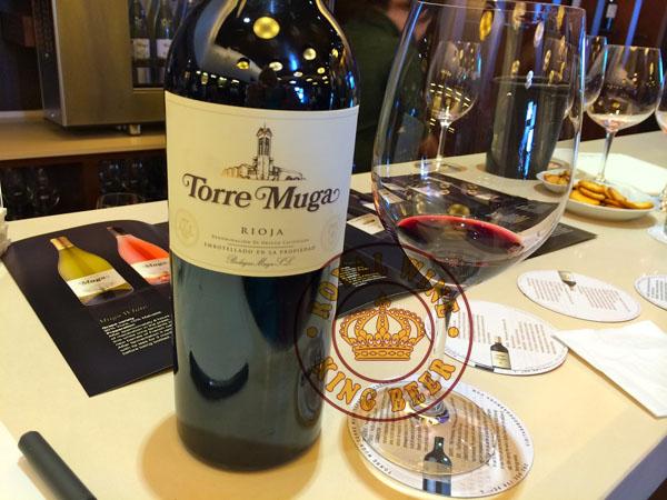 Rượu vang Tây Ban Nha Torre Muga