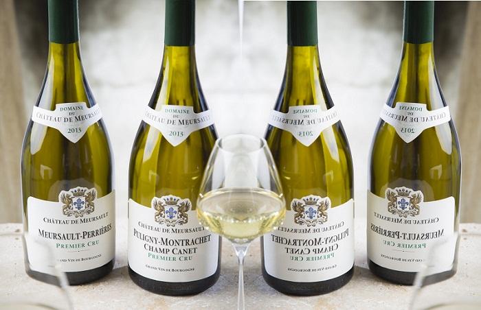 Rượu vang Pháp Clos Du Chateau