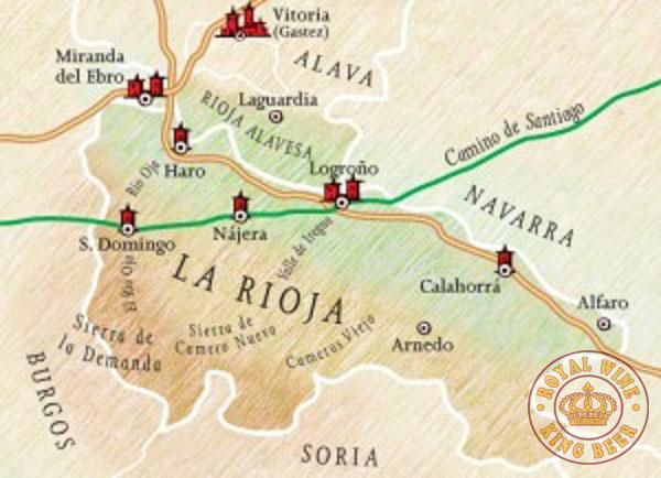 Rượu vang Tây Ban Nha Bodegas Muga