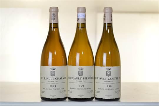 Rượu vang Pháp Meursault Charmes