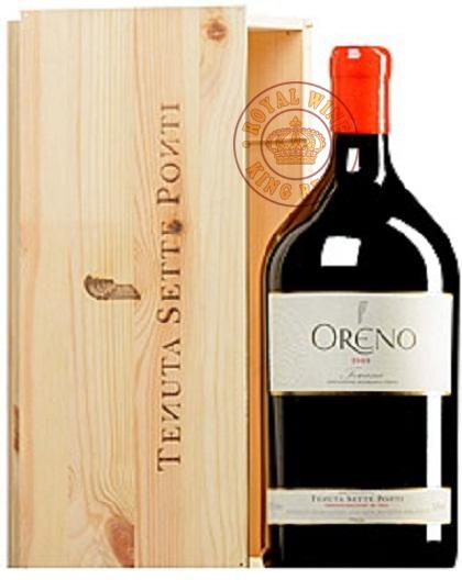 Rượu Vang Oreno Toscana Tenuta Sette Ponti