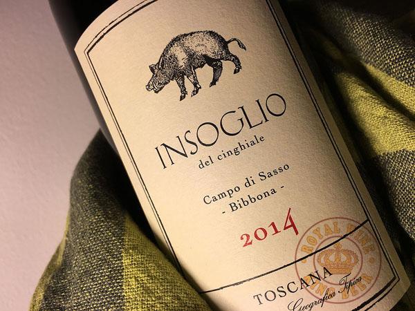 Rượu vang Ý Insoglio
