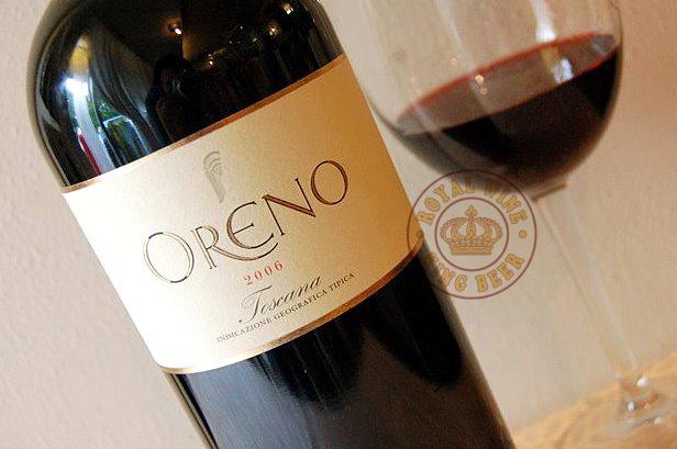 Rượu Vang Ý Oreno Toscana