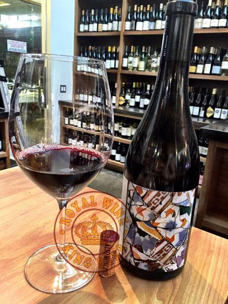 Rượu vang TBN Alto Moncayo-Veraton