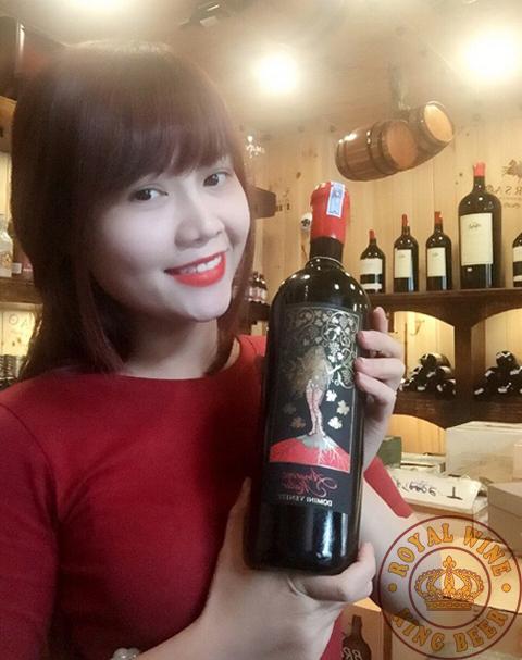 Rượu vang Ý Amarone Mater chính hãng cao cấp