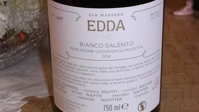 Rượu vang Ý EDDA San Marzano