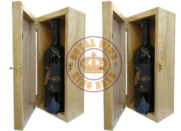 Rượu vang Ý Vindoro 1,5 Lít