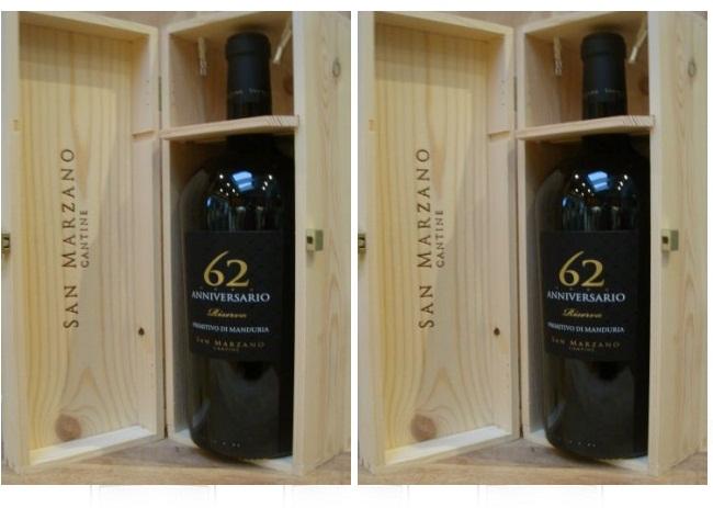 Rượu vang Ý 62 Năm 1,5 Lít