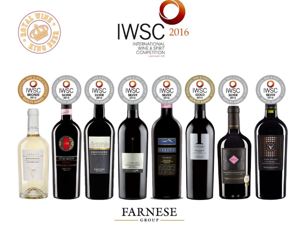 Rượu vang Farnese đặc biệt