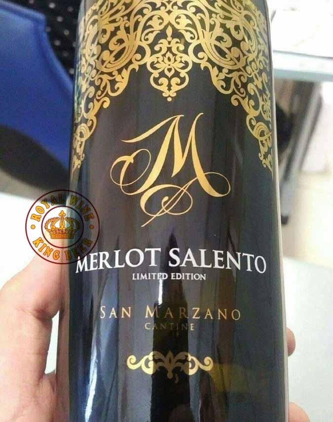 Merlot Salento M