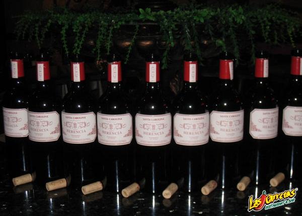 Rượu vang Santa Carolina Herencia