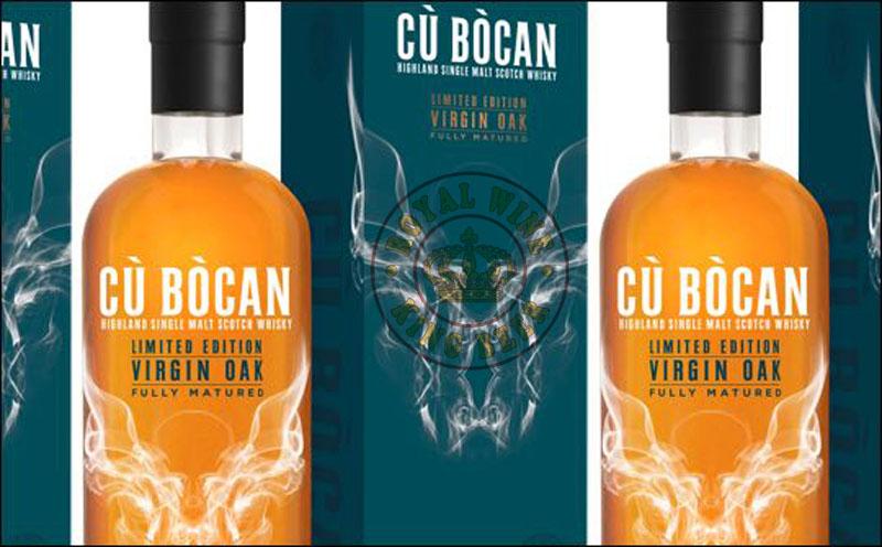 Rượu Tomatin Cu Bocan Virgin Oak Scotch Whisky