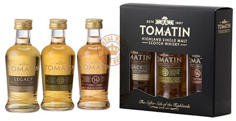Rượu Tomatin 14 năm nhập khẩu chính hãng