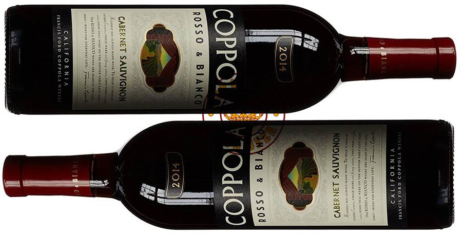 Rượu vang Mỹ Coppola Rosso & Bianco Cabernet Sauvignon