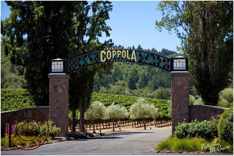 Nhà làm rượu vang Francis Ford Coppola