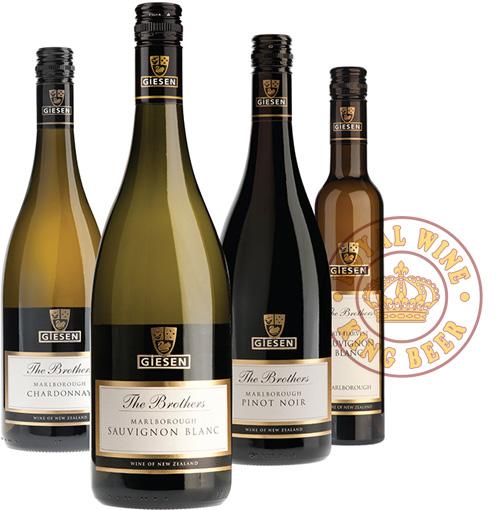 Rượu vang Giesen The Brothers Sauvignon Blanc giá bán rẻ nhất