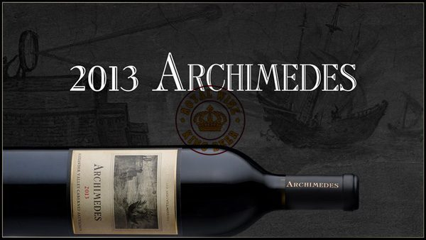 Rượu vang Mỹ Coppola Archimedes