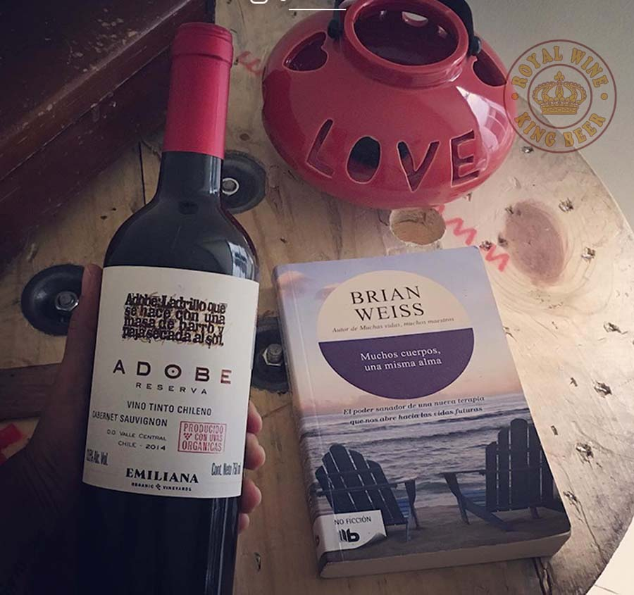 Rượu vang Chile hữu cơ Adobe Cabernet Sauvignon