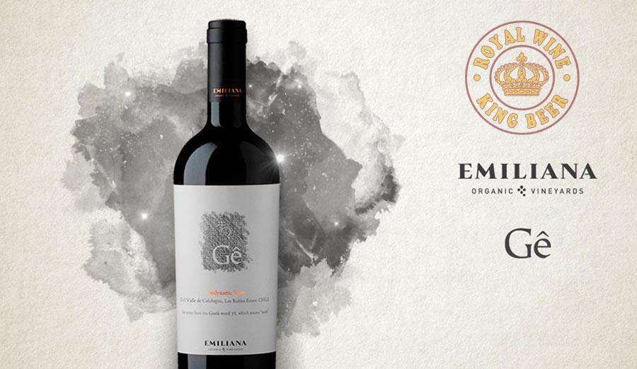 Rượu vang Emiliana Gê Ensamblaje Tinto