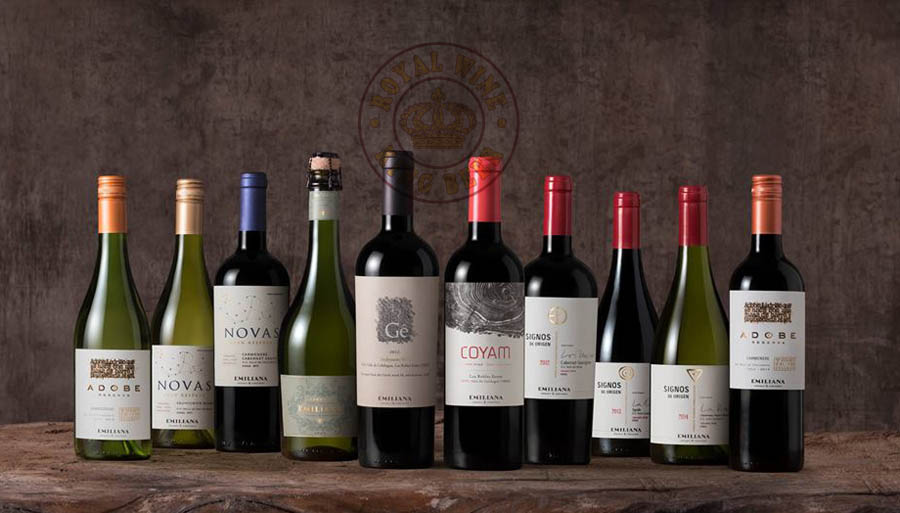Rượu vang Chile Signos de Origen Chardonnay nhập khẩu chính hãng