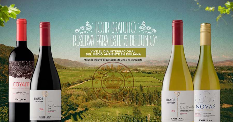 Rượu vang Chile Signos de Origen Chardonnay Emiliana